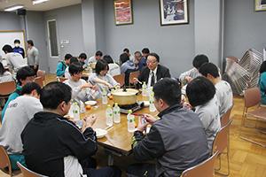 宿泊防災訓練(2017年)
