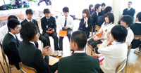 キャリア教育(高大連携・産学連携)