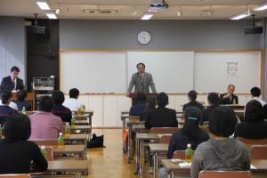 20141011特進フェア(理事長)