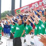 【7月】野球全校応援