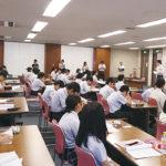 【8月】 特進夏期勉強合宿(幕張セミナーハウス)