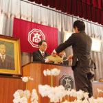 【3月】卒業式
